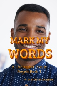 Mark My Words Book I Cover