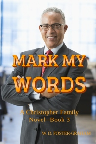 Mark My Words Book III Cover