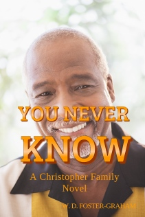 You Never Know Book Cover II